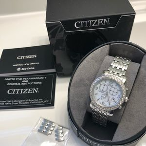 Citizen Ladies Eco Watch